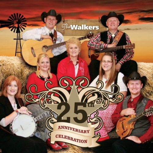 25th anniversary cd the walkers