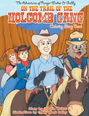 on the trail of the holcomb gang jeannie walker