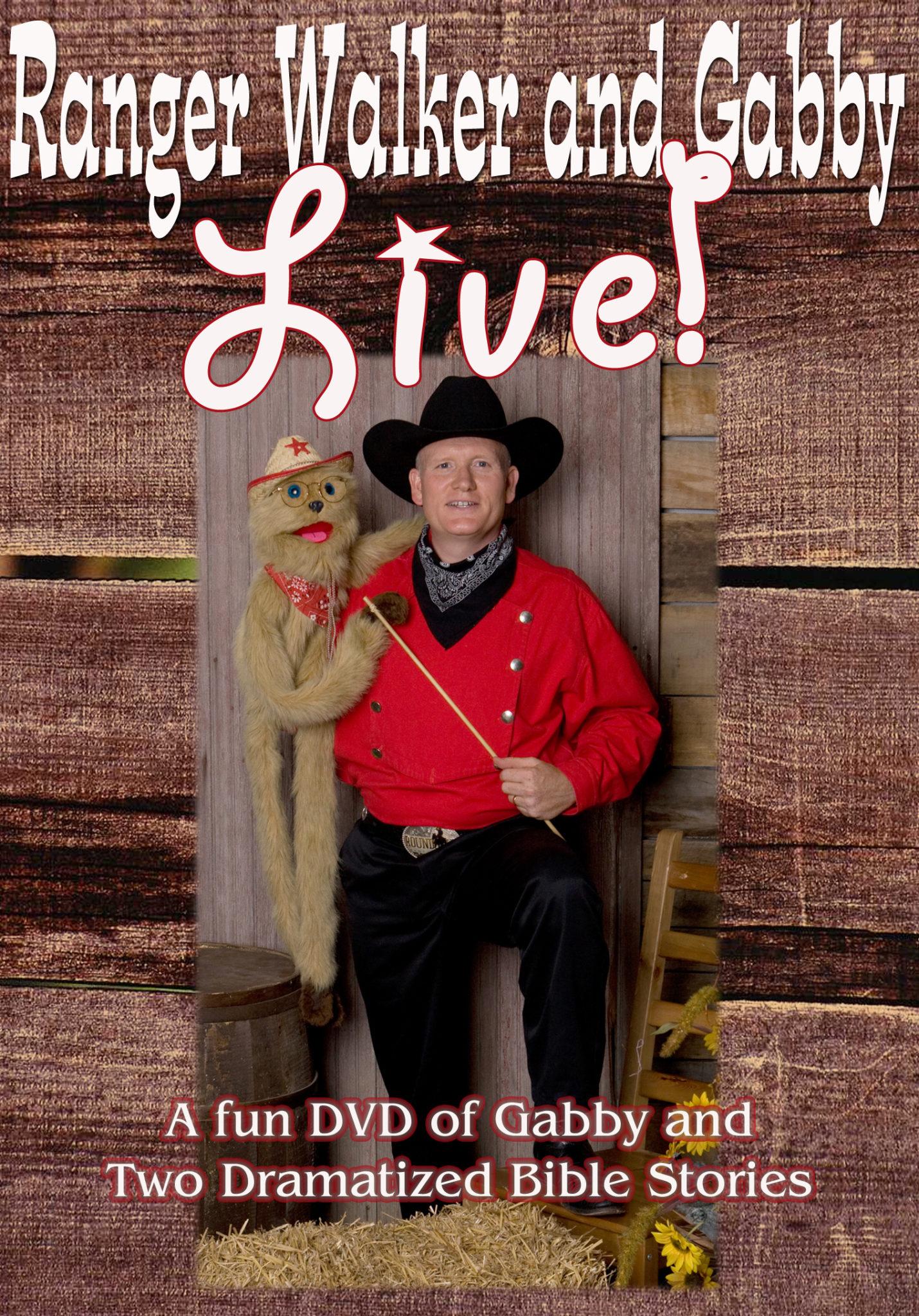 gabby live dvd ranger walker