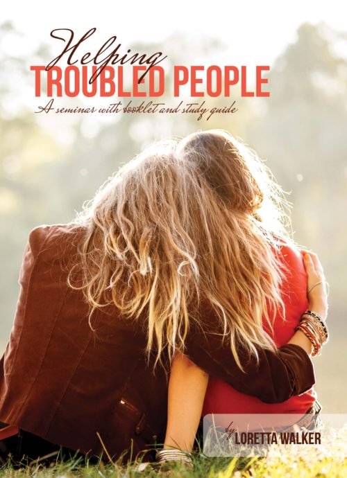 helping troubled people
