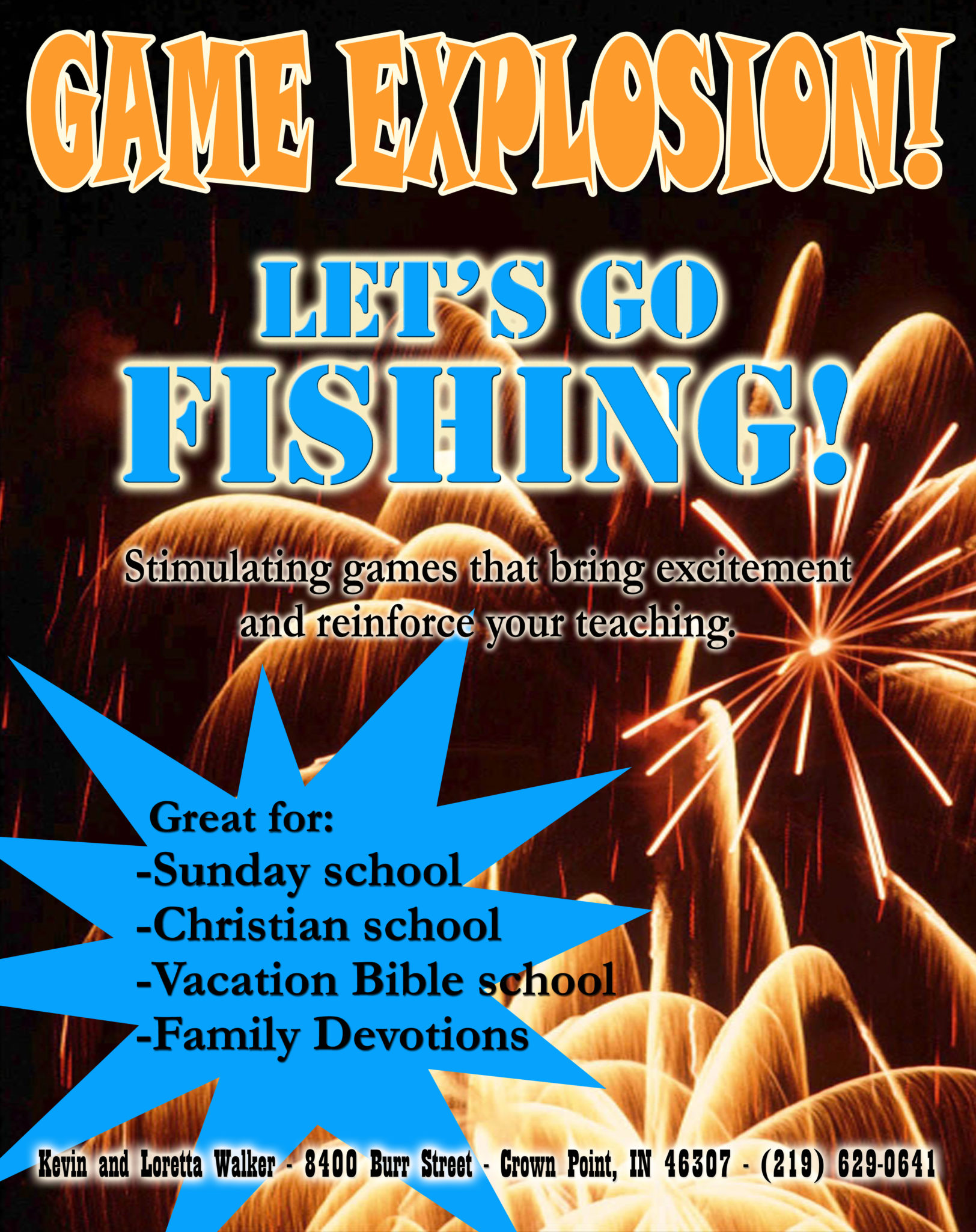 christian games for kids let's go fishing kevin and loretta walker