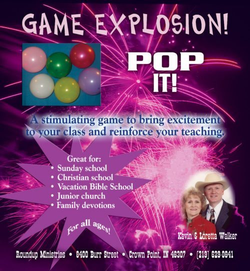 christian games for kids pop it kevin and loretta walker