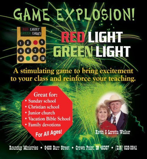 christian games for kids red light green light kevin and loretta walker