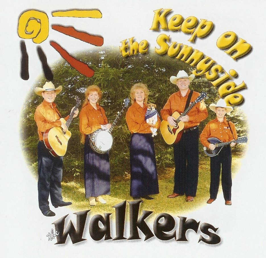 keep on the sunnyside the walkers