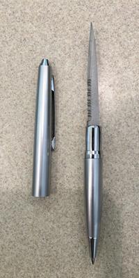 pen knife pic
