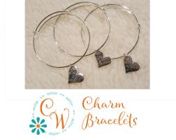 cw charm bracelets