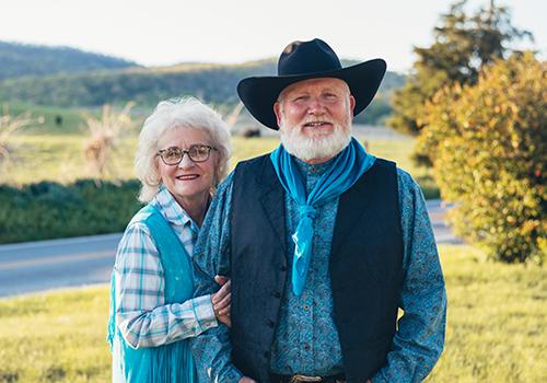 Kevin & Loretta Walker